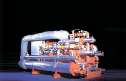 מערכות גז גנרטורים