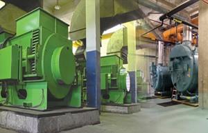 גנרטורים לתעשייה