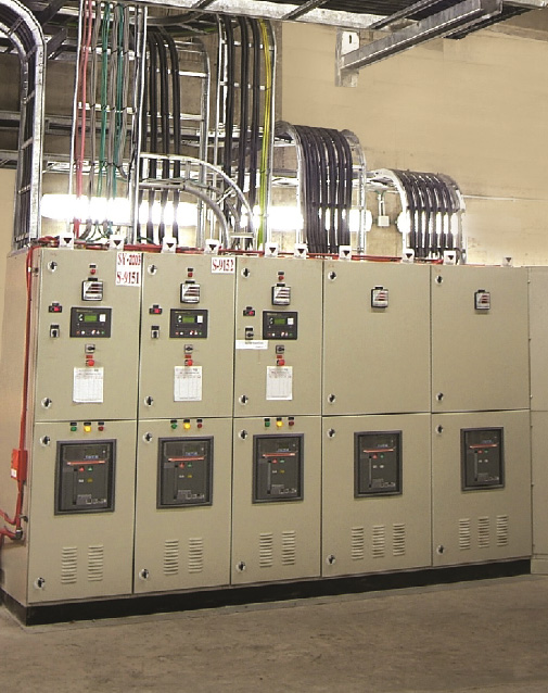 מערכת סינכרון - לוחות חשמל