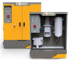 טבלת מערכת 1200 סיחרור אוטומטית לתחזוקת דלק
