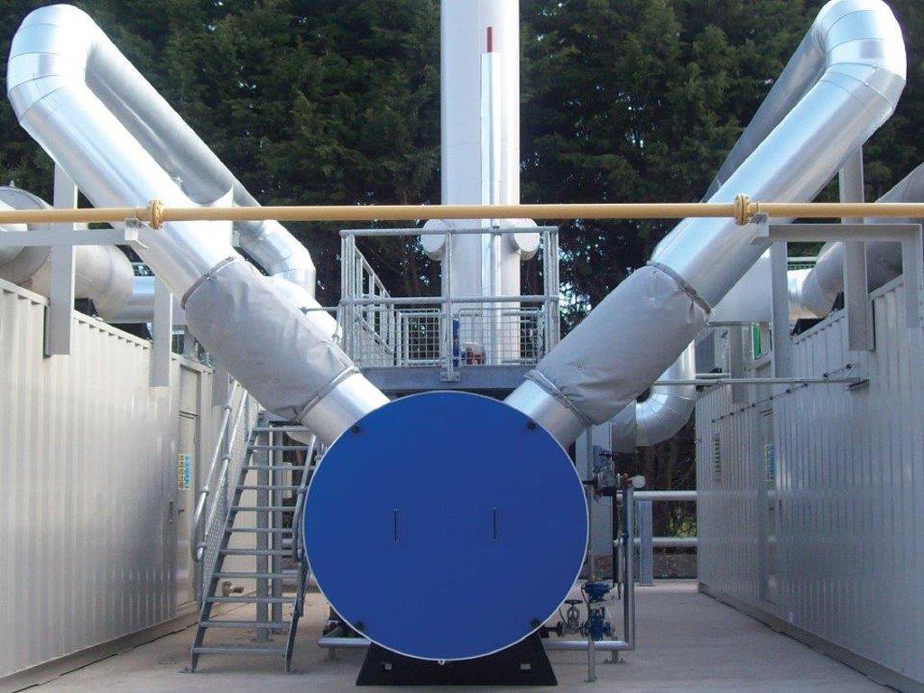 גז טבעי- CHP